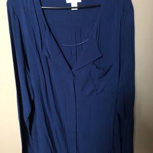Emma Long Sleeve Blouse 💙